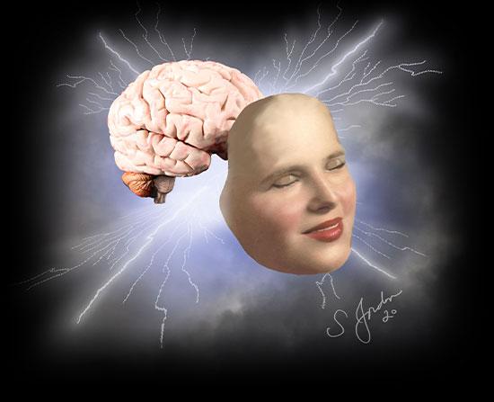 dr. sheldon jordan lightning brain art 2020