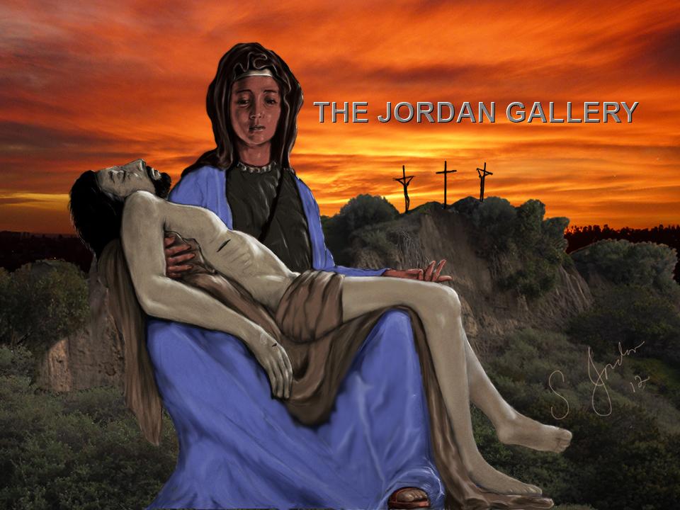 dr. sheldon jordan jesus art