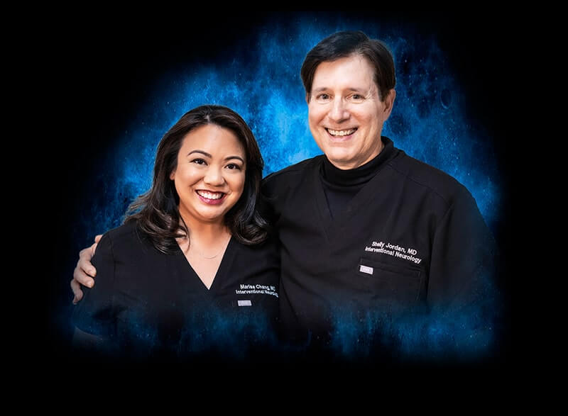 neurological associates's dr. marisa chang and dr. sheldon jordan
