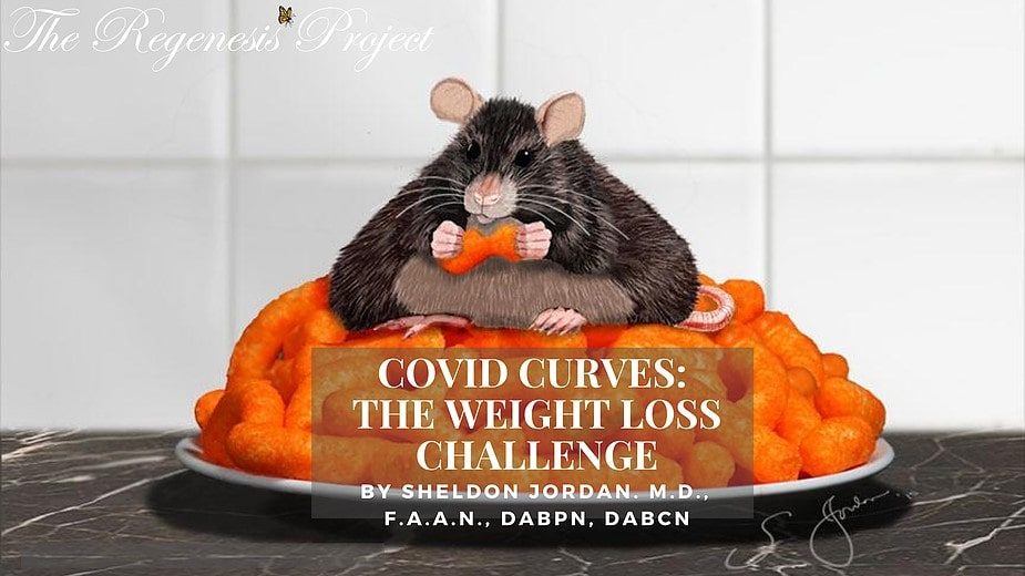covid curves the weight loss challenge